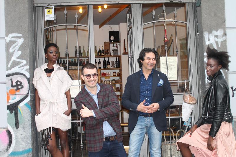 Trucco African Fashion Gate