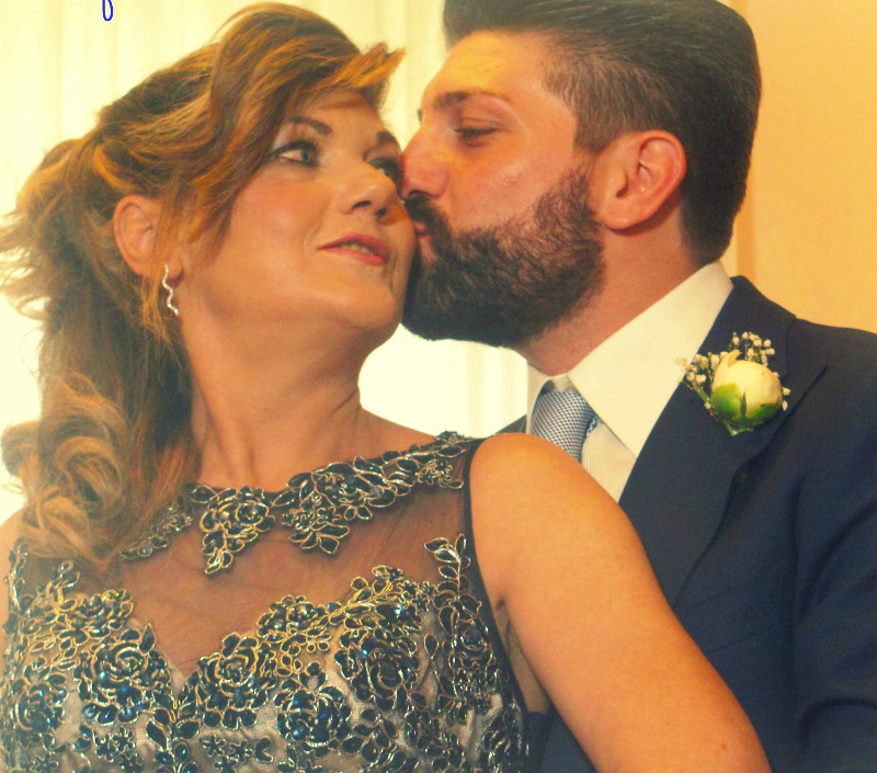 Top Stefania Cannitiello - Foto trucco sera DB41